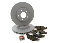 120622 Front Brake Kit 280mm Rotors OES - P80 850 S70 V70 C70