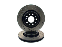 120643 StopTech Powerslot Front Rotors 302mm - P80 850 S70 V70 C70