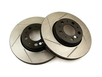 120654 StopTech Powerslot Front Rotors - 286mm Diameter