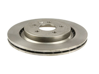 120779 Rear Brake Rotor - P3 S60 S80 V70 XC70 with Electronic Parking Brake & Vented Rotors
