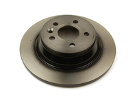 120778 Rear Brake Rotor - P3 S80 V70 XC70 with Manual Parking Brake