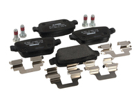 120782 Rear Brake Pad Set - P3 S80 V70 XC70 with Manual Parking Brake (SALE PRICED)