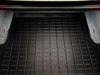 120521 WeatherTech Cargo Area Liner Black - 700 900 Wagon (SALE PRICED) (CLOSEOUT)