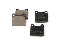 100791 Rear Brake Pad Set
