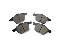 120905 Front Brake Pad Set Ceramic 320mm Rotors - P1 V50 S40 C70 C30