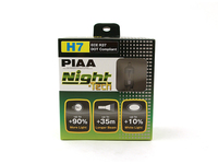 120886 Night Tech Headlamp Bulb Pair - H7