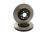 120877 StopTech Powerslot Front Rotors 336mm Diameter - XC90