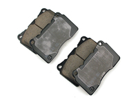 120941 Front Brake Pad Set Ceramic - S60R V70R
