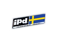 103003 IPD Domed Emblem (SALE PRICED)