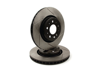 109147 StopTech Powerslot Front Rotors - 302mm