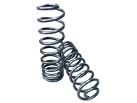 IPD Exclusive: 101013 Rear Overload Springs 240 Sedan