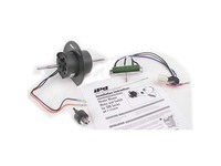 111010 Heater Blower Fan Motor Kit (Motor, Switch & Resistor)
