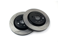 121137 StopTech Powerslot Rear Rotors (Electronic Parking Brake) - P3 S60 S80 V70 XC70