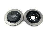 121138 StopTech Powerslot Rear Rotors