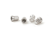 IPD Exclusive: 121246 Billet Valve Stem Cap Kit - Silver