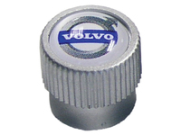 "111351 Volvo ""Iron"" Valve Stem Caps"