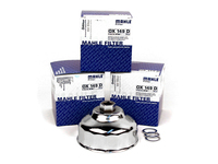114817 Oil Filter Cap Wrench Starter Kit with 3 Filters