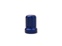 IPD Exclusive: 121340 Billet Valve Stem Cap - Blue