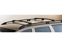 115796 Roof Rack Load Bar Kit P2 V70 XC70 (for models with Roof Rails)