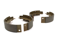 101618 Rear Brake Shoes