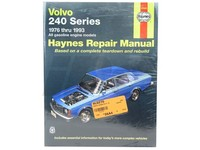 101116 Haynes Shop Manual (SALE PRICED)