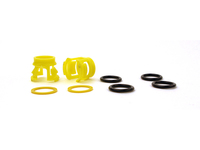 114453 HEATER HOSE FIREWALL JUNCTION COUPLER O-RING SEAL KIT