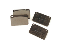 100797 Front Brake Pad Set 240 260 - Girling Calipers