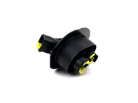 113070 HEATER HOSE FIREWALL JUNCTION COUPLER