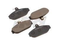 100801 Front Brake Pad Set Girling - 740 760 780