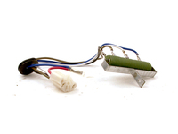 102151 Heater Blower Fan Resistor