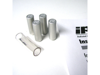 "ipd Door Lock Pin Set (Silver w/ ""R"" Logo)"