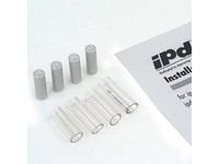 "111323 IPD DOOR LOCK PINS (SILVER W/ ""R"" LOGO)"
