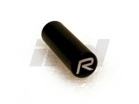 "111327 IPD DOOR LOCK PINS (BLACK W/ ""R"" LOGO)"
