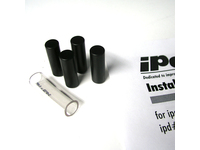 111325 ipd Door Lock Pin Set (Black w/o Logo)