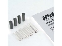 111325 IPD DOOR LOCK PINS (BLACK W/O LOGO)