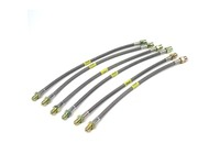 111036 Stainless Steel Brake Line Kit - 700 Models