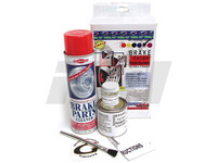 106350 Brake Caliper/Drum Paint Kit - Silver