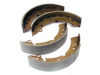 101620 Rear Brake Shoes Girling