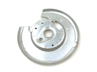 121273 Rear Left Brake Dust Shield Backing Plate - P80 FWD (SALE PRICED)