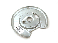 121274 Rear Right Brake Dust Shield Backing Plate - P80 FWD