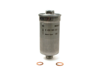 Fuel Filter with Copper Sealing Washers