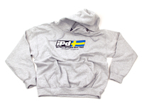 114624 IPD Hooded Sweatshirt (X-Large)