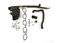 114832 PCV BREATHER SYSTEM KIT 1998 S70 V70 NON-TURBO