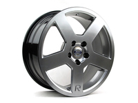 IPD Exclusive: 115264 IPD Pegasus Replica Wheel - 18 Inch Hyper Silver