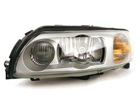 Headlamp & Turn Signal Assembly Bi-Xenon Left - V70R S60R