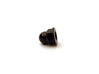 IPD Exclusive: 121608 Billet Fuel Rail Cover Acorn Nut Black - S60R V70R