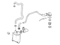 115322 COMPLETE PCV KIT 1993-1997 850 NON-TURBO