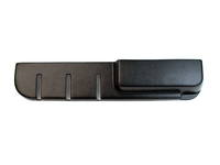 IPD Exclusive: 102637 Left Door Pocket Cover Black - 200 (SALE PRICED)