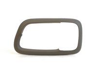 121752 Interior Door Handle Bezel Trim Left Oak - P80 S70 V70 C70 (SALE PRICED)