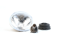 121168 Hella Halogen Headlamp - Low/High Beam (SALE PRICED)